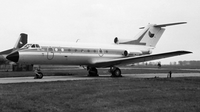 0823 - Yakovlev Yak-40 - Czechoslovakia - Air Force