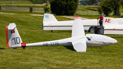 HB-1715 - Rolladen-Schneider LS-4 - Private