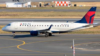 A picture of N205JQ - Embraer E175LR - Delta Air Lines - © OCFLT_OMGcat