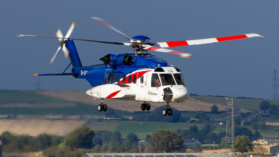 A picture of GIACA - Sikorsky S92A Helibus - Bristow Helicopters - © Ethan Hew - p_nilly