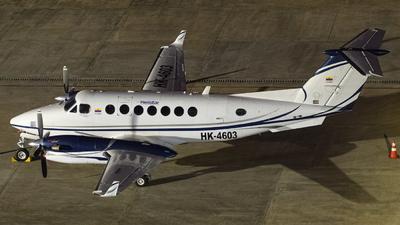 HK-4603 - Beechcraft B300 King Air 350 - HeliStar