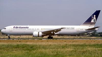 SE-DZF - Boeing 767-3S1(ER) - Britannia Airways AB