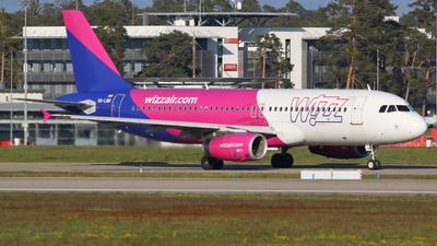 HA-LWN - Airbus A320-232 - Wizz Air