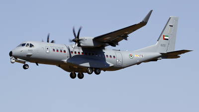 178 - Airbus C295W - United Arab Emirates - Air Force