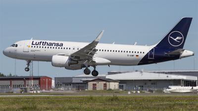 D-AIWF - Airbus A320-214 - Lufthansa