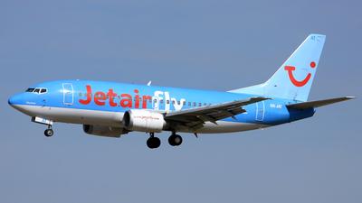 OO-JAT - Boeing 737-5K5 - Jetairfly