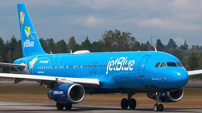 N779JB - Airbus A320-232 - jetBlue Airways