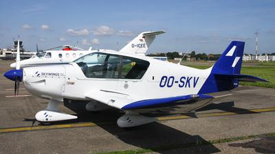OO-SKV - Robin DR401/120 - SkyWings Flight Training