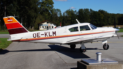 OE-KLM - Piper PA-24-250 Comanche - Private