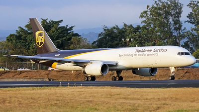 N452UP - Boeing 757-24A(PF) - United Parcel Service (UPS)