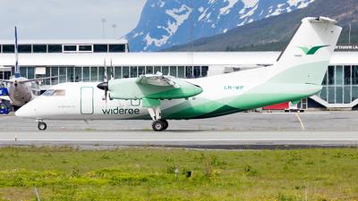 LN-WIF - Bombardier Dash 8-103 - Widerøe