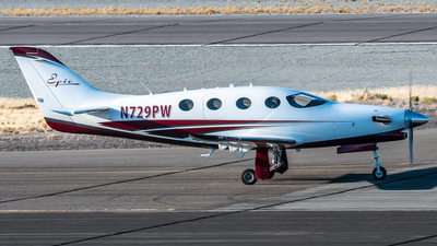 N729PW - Epic LT - Private