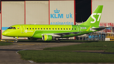 N816MA - Embraer 170-100SU - S7 Airlines