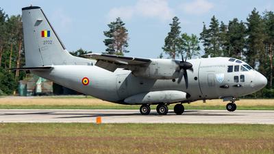 2702 - Alenia C-27J Spartan - Romania - Air Force