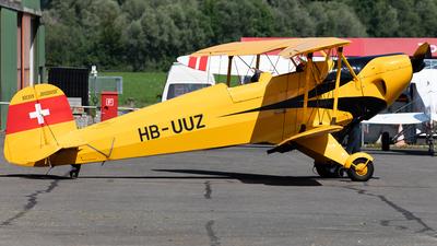 HB-UUZ - Bücker 131APM Jungmann - Private