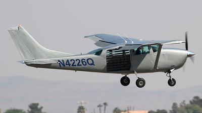 N4226Q - Cessna U206F Stationair - Private