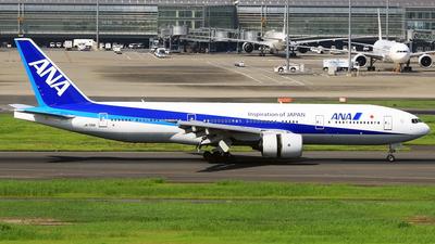 JA701A - Boeing 777-281 - All Nippon Airways (ANA)