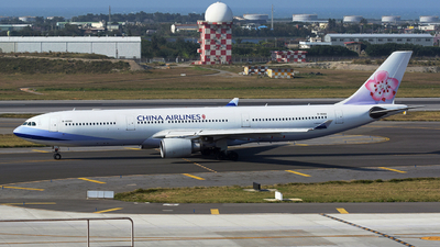 B-18310 - Airbus A330-302 - China Airlines