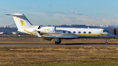 HZ-SK3 - Gulfstream G450 - Private