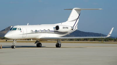 XB-ORW - Gulfstream G-II(SP) - Private