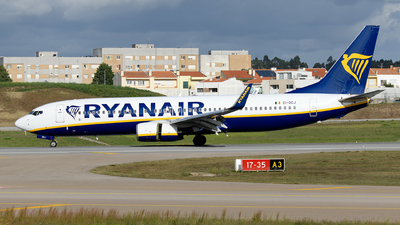 A picture of EIDCJ - Boeing 7378AS - Ryanair - © Rui Marques