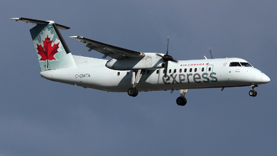 C-GMTA - Bombardier Dash 8-301 - Air Canada Express (Jazz Aviation)