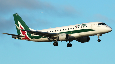 EI-RDD - Embraer 170-200LR - Alitalia