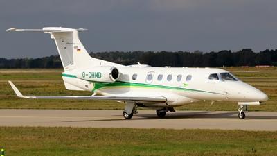 D-CHMD - Embraer 505 Phenom 300 - Herrenknecht Aviation