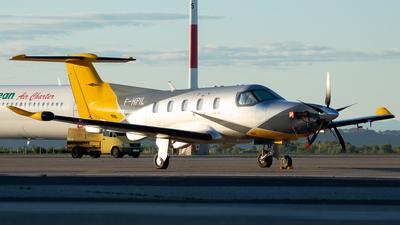 F-HPIL - Pilatus PC-12 NGX - Get1jet