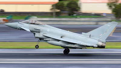ZK307 - Eurofighter Typhoon FGR.4 - United Kingdom - Royal Air Force (RAF)