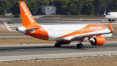 G-UZLH - Airbus A320-251N - easyJet
