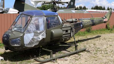 XR597 - Westland Scout AH.1 - United Kingdom - Army Air Corps