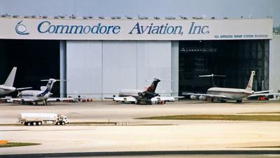 KMIA - Airport - Ramp