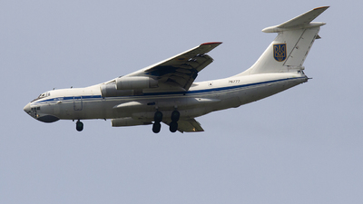 76777 - Ilyushin IL-76MD - Ukraine - Air Force