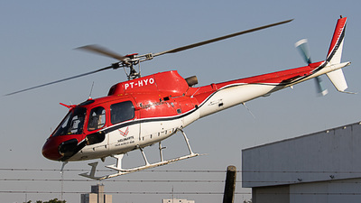 PT-HYO - Helibrás HB-350BA Esquilo - Helimarte Taxi Aéreo