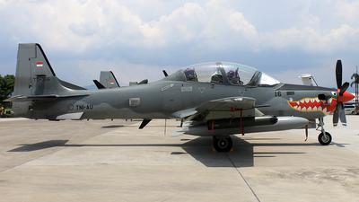 TT-3116 - Embraer A-29B Super Tucano - Indonesia - Air Force