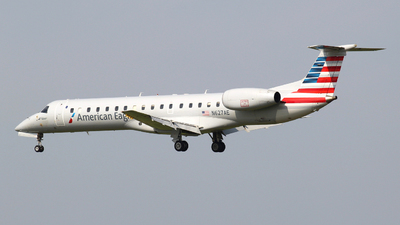A picture of N627AE - Embraer ERJ145LR - American Airlines - © Guy Langlois