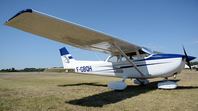 F-GBQH - Reims-Cessna F172N Skyhawk - Private