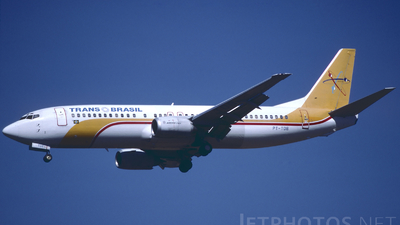 PT-TDB - Boeing 737-4Y0 - TransBrasil