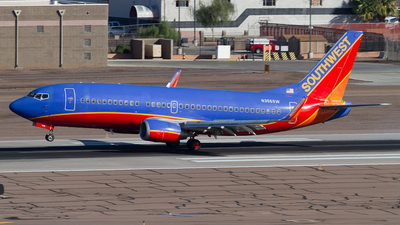 N356SW - Boeing 737-3H4 - Southwest Airlines