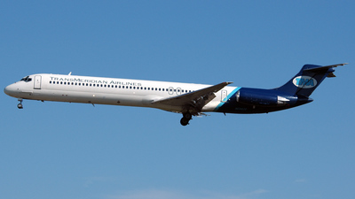 N69826 - McDonnell Douglas MD-82 - TransMeridian Airlines (TMA)