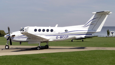 G-WCCP - Beechcraft B200 Super King Air - Private