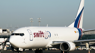 EC-MIE - Boeing 737-4Y0(SF) - Swiftair