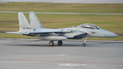 62-8089 - McDonnell Douglas F-15DJ Eagle - Japan - Air Self Defence Force (JASDF)