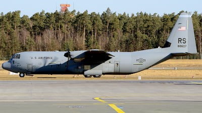 08-8607 - Lockheed Martin C-130J-30 Hercules - United States - US Air Force (USAF)