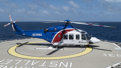 A picture of N239BG - AgustaWestland AW139 - [41221] - © Rolf Jonsen