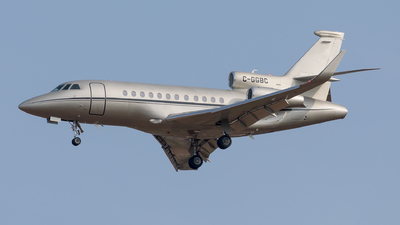 C-GGBC - Dassault Falcon 900LX - Novajet