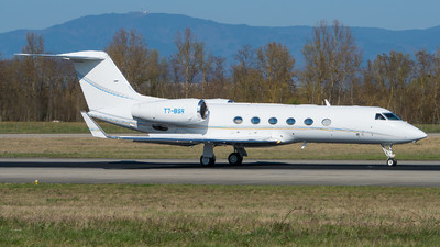 T7-BSR - Gulfstream G450 - Private