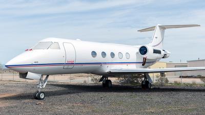 A picture of N794ME - Gulfstream III - [483] - © Steve Brimley