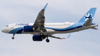 A picture of XADJM - Airbus A320251N - [9384] - © Gabriel Mora